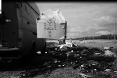 Scoperti ad abbandonare rifiuti nel parco Alta Murgia, scattano le sanzioni