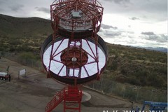 L'università di Bari all'inaugurazione del prototipo di telescopio Schwarzschild-Couder in Arizona