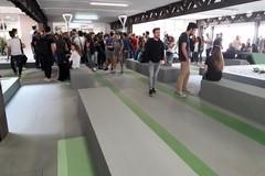 """Infopoint, ristoro e più spazi per gli studenti, la nuova area """"relax"""" del Poliba"""