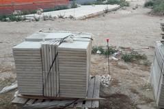 Parco Tridente, sospesi i lavori