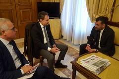 FSE e Comune di Bari, nuove sinergie in vista. Si lavora al parcheggio di scambio di Mungivacca