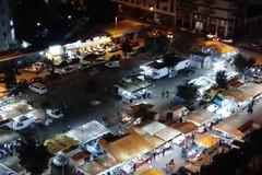 Mercati aperti di sera nella prima settimana di luglio e agosto