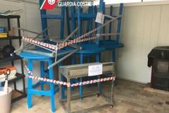 Occupazione abusiva, denunciati 3 esercizi commerciali di Torre a Mare (Bari)