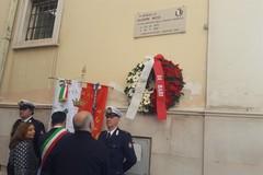 Bari, otto anni senza Giuseppe Mizzi. A Carbonara la cerimonia commemorativa