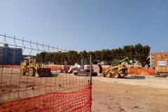 Bari, a che punto è il mercato coperto di Japigia?