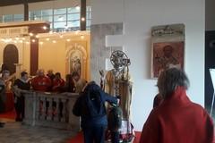 Villaggio di San Nicola, in Fiera una stele per ricordare il congresso eucaristico di Bari