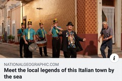 """Bari, Cerino sul National Geographic in un viaggio tra le """"leggende locali"""""""