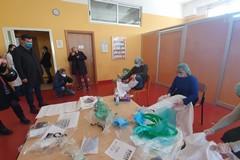 Medici volontari in strada per l'emergenza Coronavirus