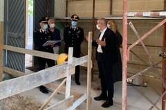 Caserma dei carabinieri alla ex Manifattura a Bari. Sarà operativa entro l'estate 2022