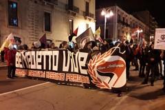 Manifestazione antifascista per Benedetto Petrone