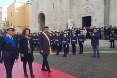 A Bari le celebrazioni per San Sebastiano, patrono della Polizia locale. Decaro: «Pensiero va a Marzulli»