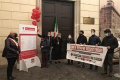 A Bari una mappa dei luoghi dell'antifascismo, l'installazione a Palazzo di città