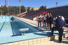 Stadio del Nuoto di Bari, al via la manutenzione straordinaria