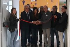 Pasti bio per 40 piccoli alunni. Inaugurata la mensa della scuola Collodi di Palese