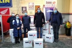 Prodotti alimentari per 100 famiglie, una donazione anonima al Municipio I di Bari