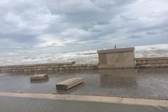 Bari, in arrivo forte vento e mareggiate