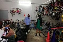 Bari riparte dopo il lockdown, al San Paolo arriva l'Accademia della bici