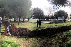 Japigia, 19 pali a Led per illuminare il giardino di via Loiacono. Al via i lavori