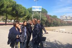 Liceo Fermi a Bari, arriva il Kiss&Ride per lasciare a scuola i ragazzi