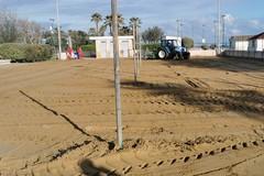 Bari: campi da beach volley intitolati a dipendente scomparso per Covid