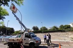 Nuova illuminazione in strade e giardini del Municipio I, partiti i lavori