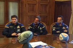 Rugby, oggi si gioca Italia-Scozia. Il capitano Lamaro: «Bari nostro sedicesimo uomo»
