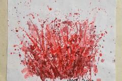 """I tabù sul mondo femminile in mostra a Bari con """"Il sangue delle donne - Tracce di rosso sul panno bianco"""""""