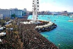 Festa di San Nicola, Decaro: «Nel 2021 tornano le frecce tricolori, ora dobbiamo resistere»