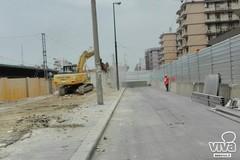 Cantiere in via Capruzzi, Melini: «Trasferire l'Hub dei pullman e garantire parcheggio»