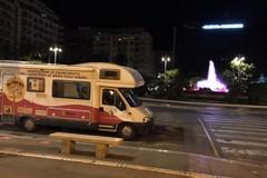 L'unità di strada di InConTra torna per le vie di Bari, già venti le persone assistite