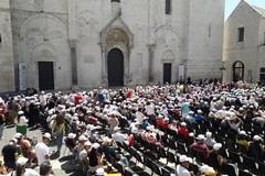 Mons. Cacucci ai microfoni di Bariviva sulla visita del Papa