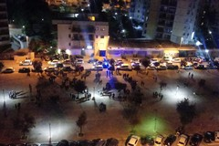 La festa in piazzale Lorusso