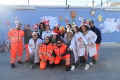 Policlinico di Bari, giochi nuovi per i bambini nei reparti di Oncologia