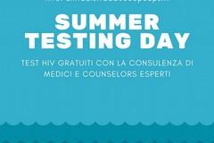 Summer testing day, screening HIV gratuiti a Torre Quetta e San Giorgio