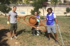 World clean up day, a Bari i volontari ripuliscono l'Ortodomingo