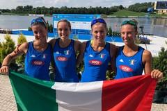 Canottaggio, 3 medaglie per gli atleti dell'Univesità di Bari ai mondiali Under 23