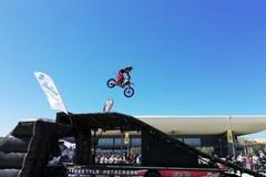 Il Ducati & Scrambler fest a Bari. In Fiera lo spettacolo del freestyle