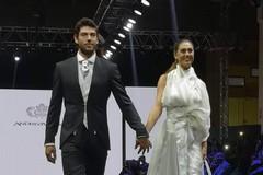 """Ignazio Moser e Cecilia Rodriguez sfilano a Bari, ospiti della rassegna """"Promessi Sposi"""""""