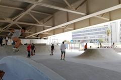 Inaugurato il plauyground del ponte Adriatico