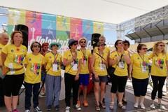 La prima edizione di Volontariato in corsa
