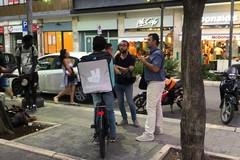 Tutele per i ciclofattorini, Filt Cgil Puglia scende in piazza a Bari