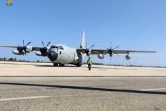 Neonato in pericolo di vita trasportato da Bari a Roma con un volo dell'Aeronautica Militare