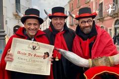 """Carnevale di Putignano, il """"gran cornuto"""" 2020 è Uccio De Santis"""