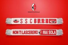 SSC Bari, a Natale arriva il merchandising ufficiale. Dal 12 dicembre aperta la vendita