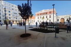 Bari, inaugurata la nuova piazza Disfida di Barletta al Libertà