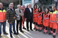 All'aeroporto di Bari arriva un presidio del 118