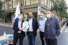 """Referendum, +Europa a Bari per il """"no"""". Scalfarotto: «Taglio parlamentari? Non così»"""
