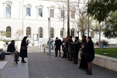 Il flash mob di Arti in libertà per presentare il suo manifesto