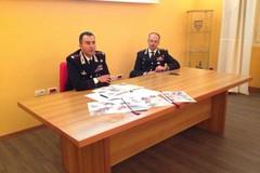 Presentati calendario e agenda 2019 dei Carabinieri, la Puglia protagonista dei 12 mesi dell'Arma