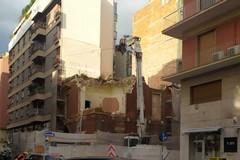 Giù l'edificio storico di via Calefati, il Tar di Bari dà l'ok all'abbattimento